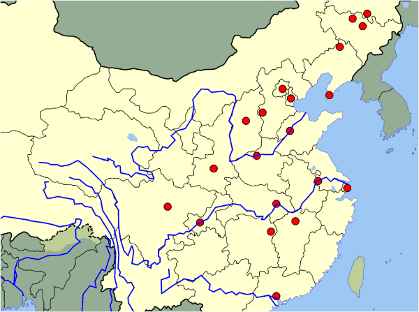 Städte In China